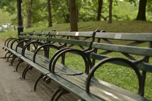 central-park-bench-komserwis