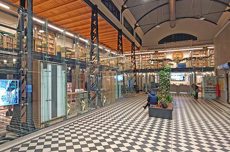 Stacja Biblioteka-glowne