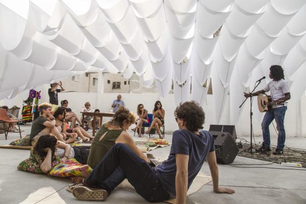 Polish Refuge_congolese concert_project by Jakub Szczęsny in Casa do Povo_Sao Paulo_photo Chico Davina_1