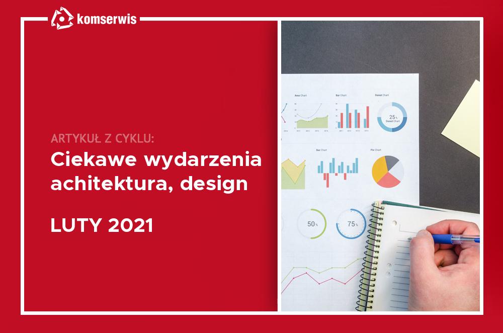 wydarzenia architektura luty 2021