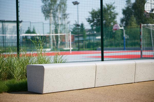 ławka betonowa Komserwis