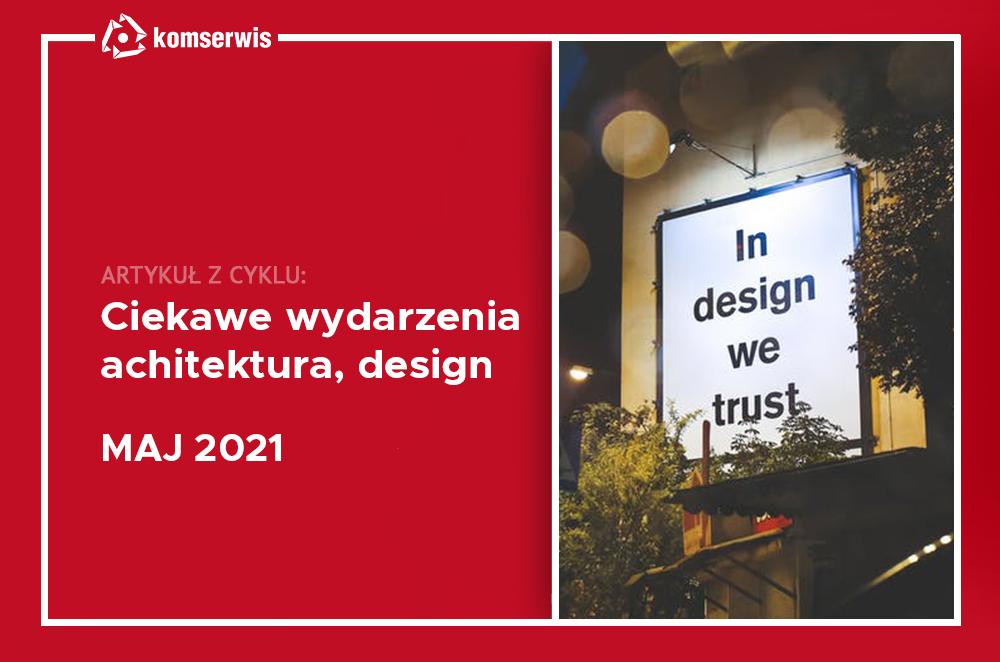 wydarzenia architektura 2021